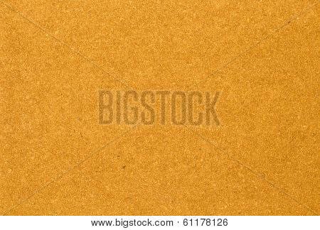 Paper Texture Or Background. High Resolution Recycled Brown Cardstock. Cardboard Sheet Of Paper.
