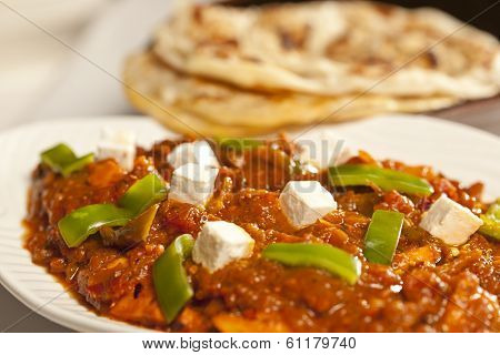 Paneer Butter Masala from India