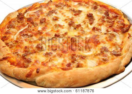 Fresh Hot Delicious Pizza