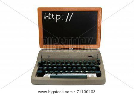 Last Century Laptop
