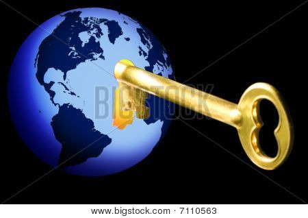 Key To The World