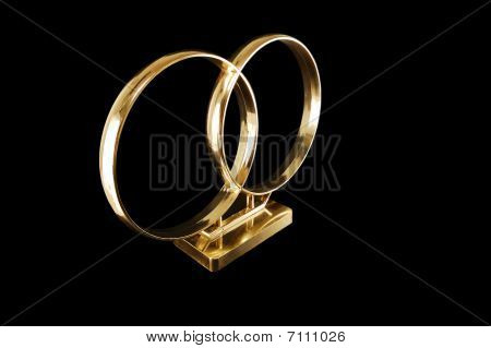 Wedding Rings For The Car