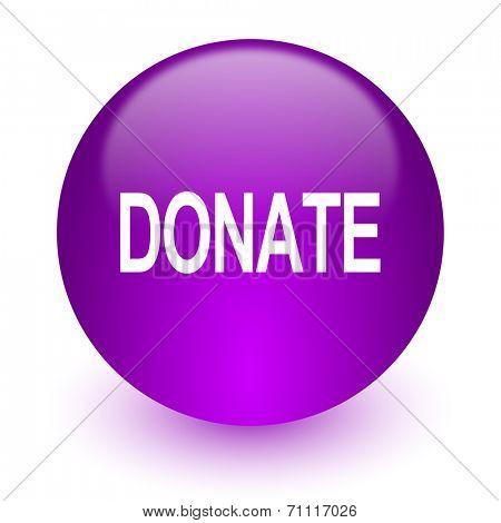 donate internet icon