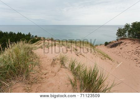 Lake Superior Sand Dunes