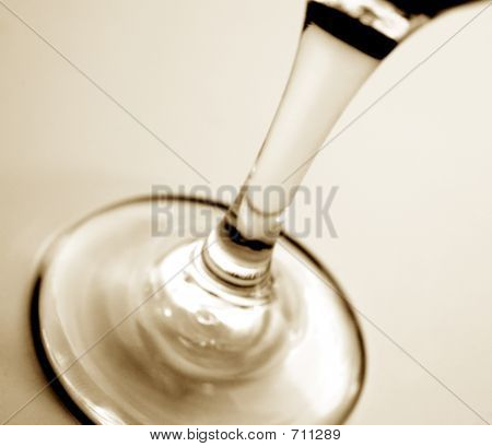 Stock Photo Of A Wine Glass White Background