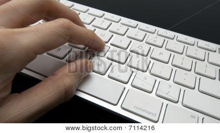 Keyboard Pressing