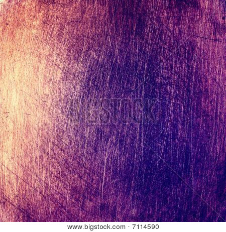 metallic grunge background