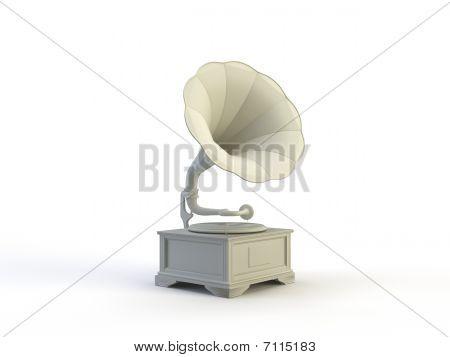 gramophone object