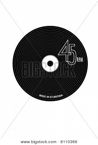 Vinyl Record.ai