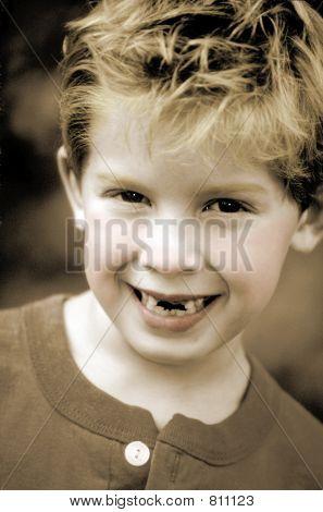 Snaggletooth Child