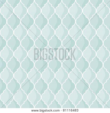 moroccan pattern vector