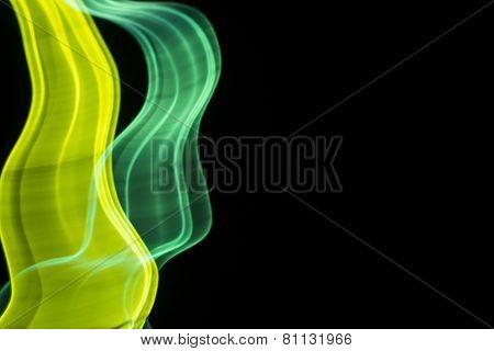 Liquid Light drips
