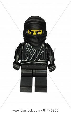 Ninja Lego Minifigure