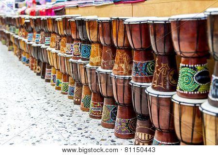 Arabic Darbuka Market .