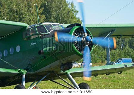 Biplane An-2 (Antonov)