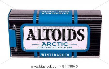 Altoids Wintergreen Mints