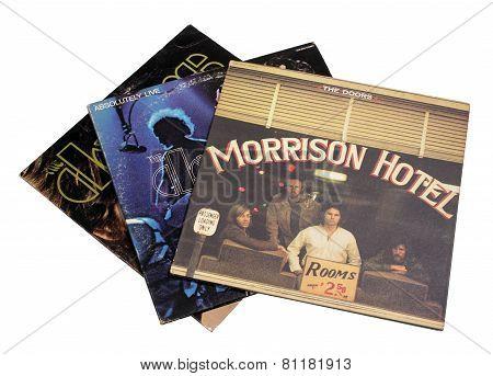 Vintage Doors Albums