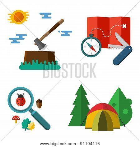 Hiking Equipment