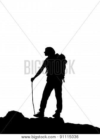 Hiking Amateur