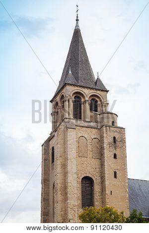 Abbey Of Saint Germain Des Pres, Paris, France