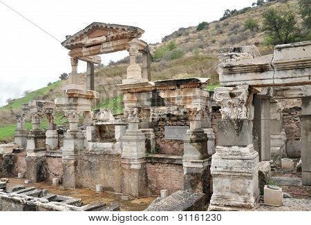 The tomb of Memmius