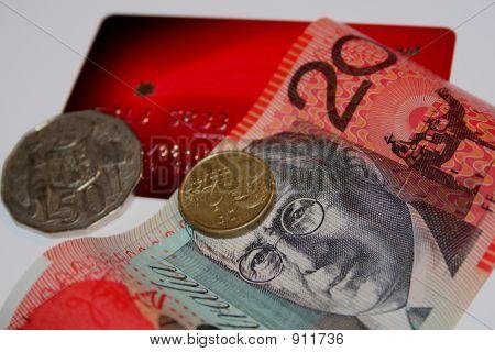 Cash, Notes Credit