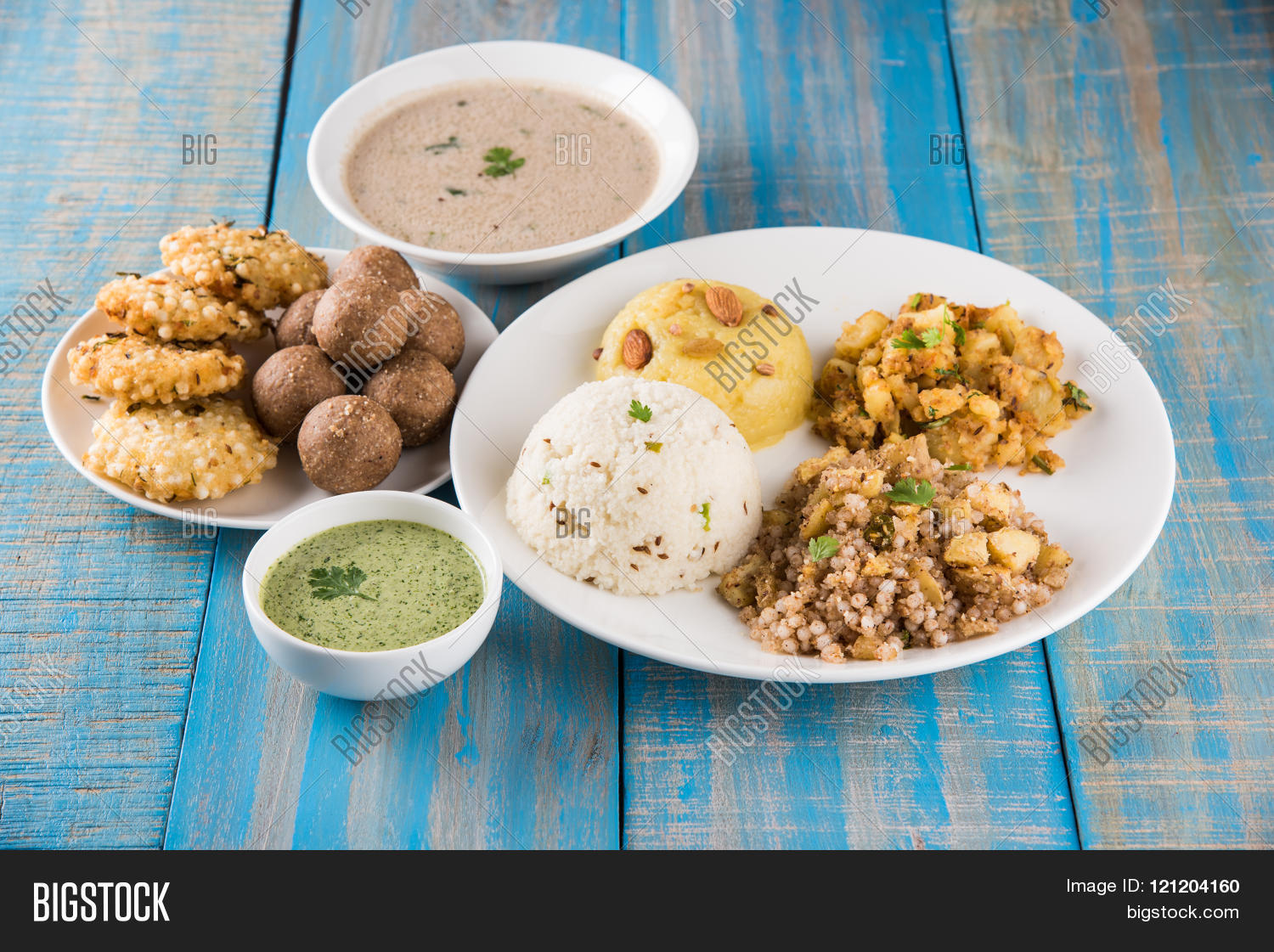 Indian fasting recipes image photo free trial bigstock indian fasting recipes or upwas food for mahashivratri navratri forumfinder Gallery