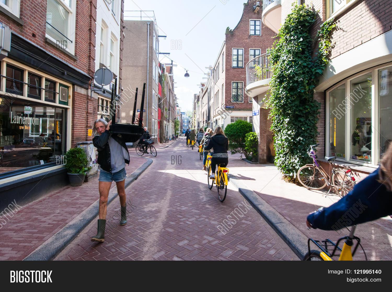 AMSTERDAM-APRIL 30: Image & Photo (Free Trial)   Bigstock