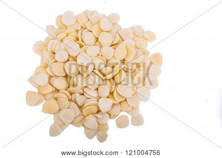 Chinese Apricot Kernels Also Known As Nan Bei Xing