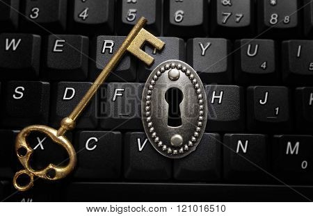 Data Encryption Concept