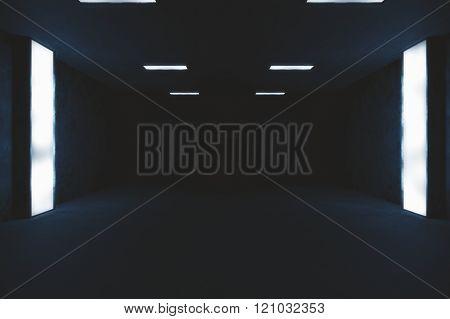 Hi-Tech Lockup Prison Cell