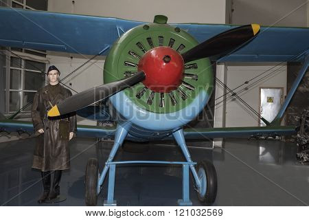 I-15 Bis - Fighter (1936) .max. Speed,km/h-370