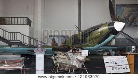 Mig-3 - Frontline Fighter (1940) .maks. Speed, Km /h-615