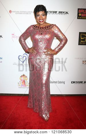 LOS ANGELES - FEB 28:  Sheryl Lee Ralph at the Style Hollywood Viewing Party 2016 at the Hollywood Museum on February 28, 2016 in Los Angeles, CA