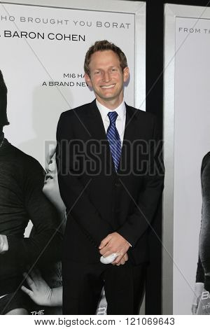 LOS ANGELES - MAR 3: Todd Schulman at the Premiere of 'The Brothers Grimsby' at the Regency Village Theater on March 3, 2016 in Los Angeles, California