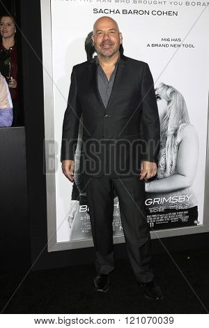 LOS ANGELES - MAR 3: Jason Stuart at the Premiere of 'The Brothers Grimsby' at the Regency Village Theater on March 3, 2016 in Los Angeles, California
