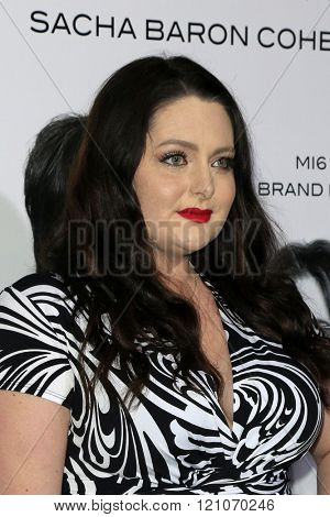 LOS ANGELES - MAR 3:  Lauren Ash at the The Brothers Grimsby Premiere at the Regency Village Theater on March 3, 2016 in Westwood, CA