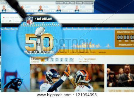 Super Bowl 50.