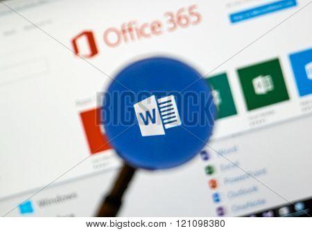 Microsoft Office Application.