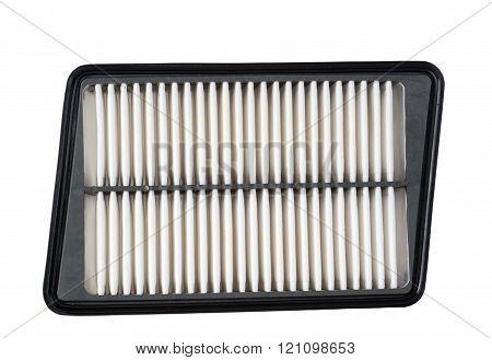 New car air filter