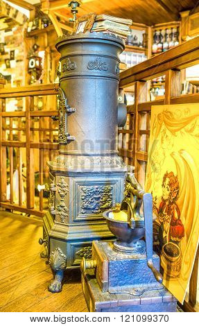 The Potbelly Stove