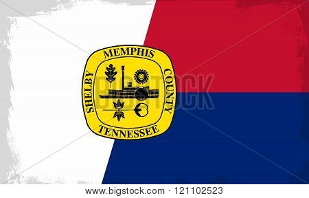 Memphis City Flag