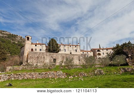 Podostrog (podmaine) Monastery In Budva