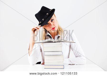 I like reading!
