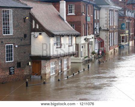 York Floods
