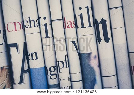 News, Newspaper