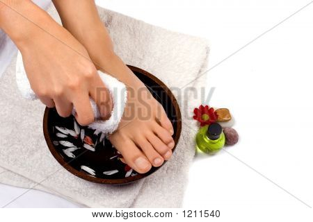 Foot Spa Therapy