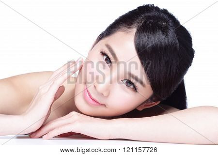 Skin Care Woman Smile Face