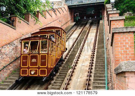 Budapest Funicular Railway Gellert
