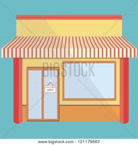 Store, Shop Facade
